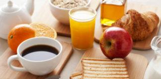 Что нельзя есть ранним утром