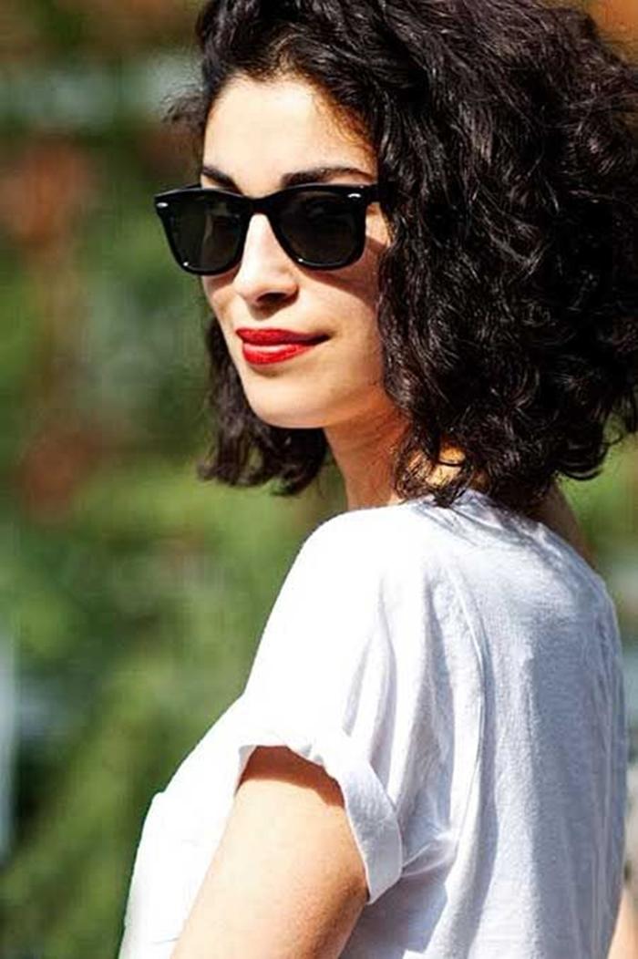 Фотоподборка классных вариантов укладки на коротких волосах
