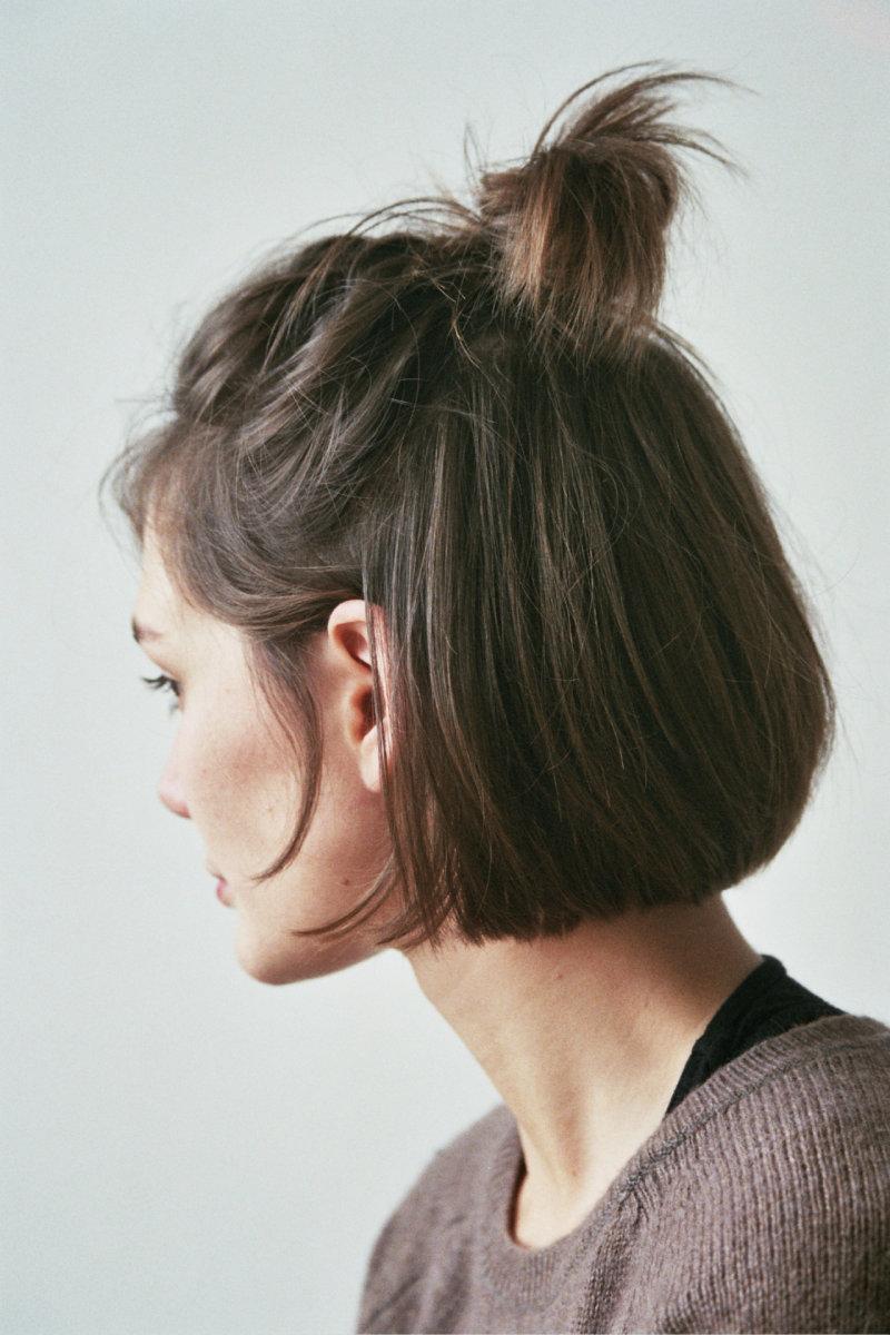 Фото идеи для девушек с короткими волосами