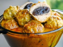 Индийские куриные тефтели с черносливом — добротное, сытное, вкусное блюдо «с изюминкой»