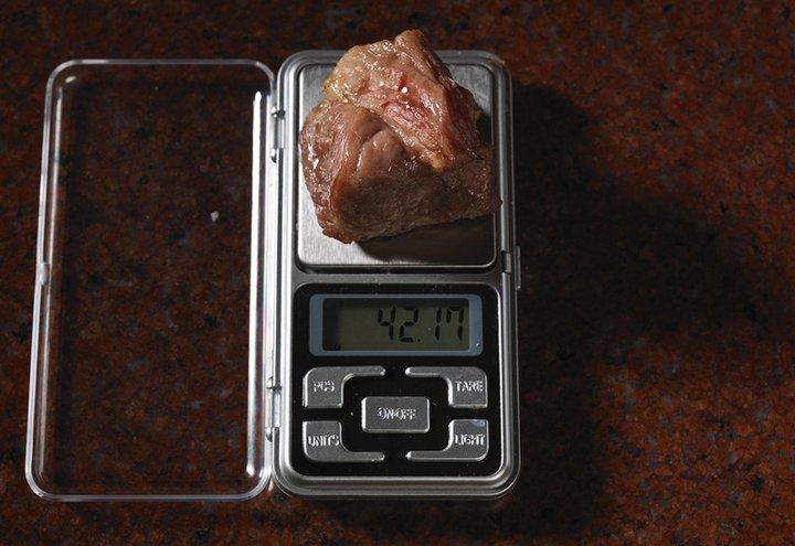 Мясные эксперименты