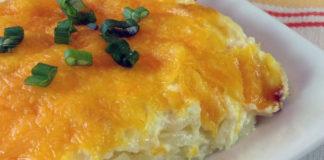 Потрясающая картофельная запеканка, которая сведет с ума своим вкусом