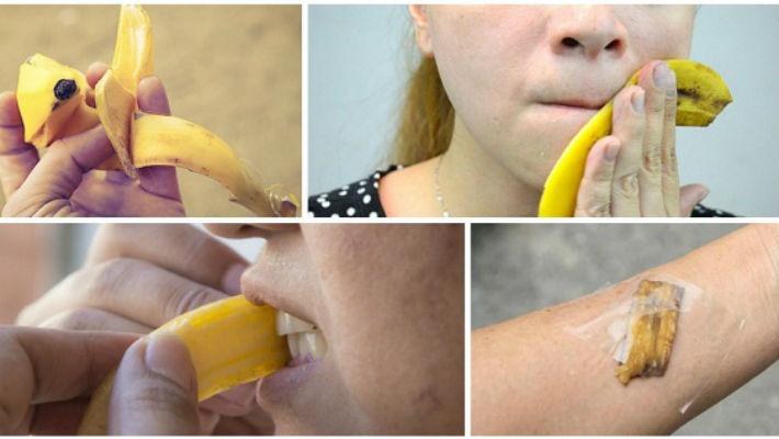 Секреты банановой кожуры, которые удивят вас!
