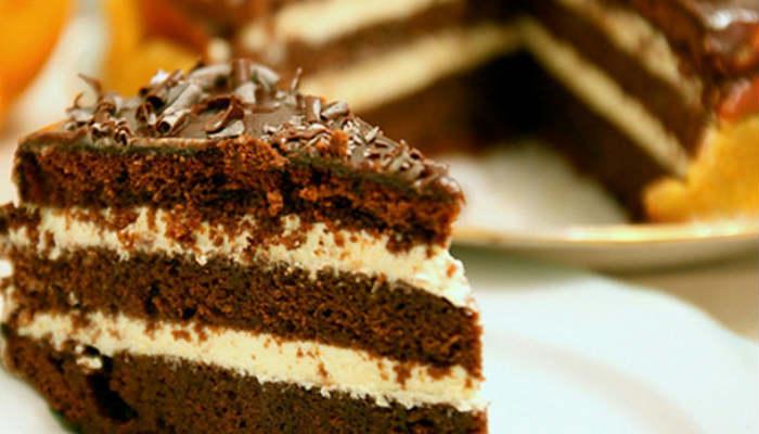 """Шоколадный торт """"Арабские сказки"""""""
