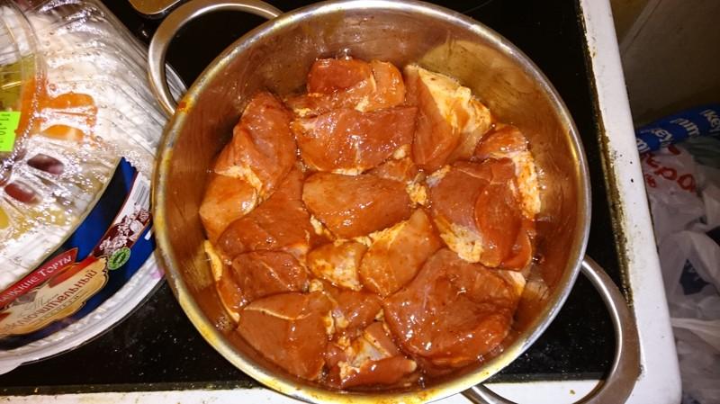 Сушеное мясо очень просто