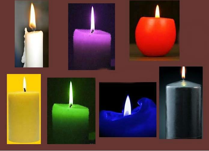Выберите свечу - и психолог расскажет, чего вам ждать в ближайшие годы