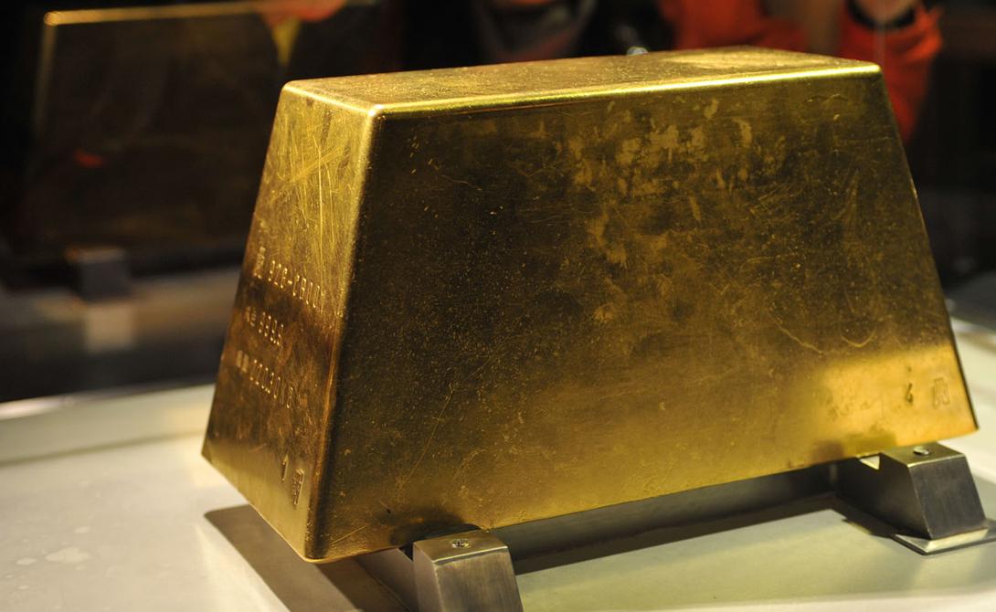 Чего вы точно не знаете о золоте