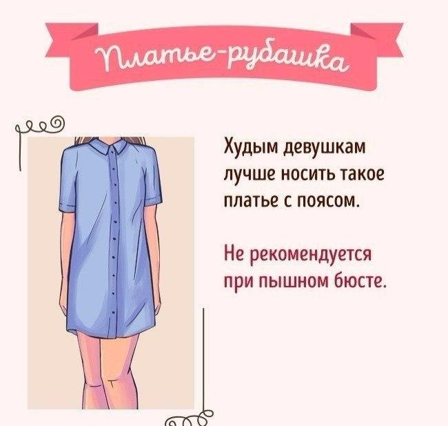Как выбрать идеальное платье под свой тип фигуры