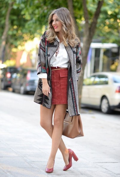 Какую юбку нужно выбирать женщине в 40 лет: лучшие варианты на 14 фото