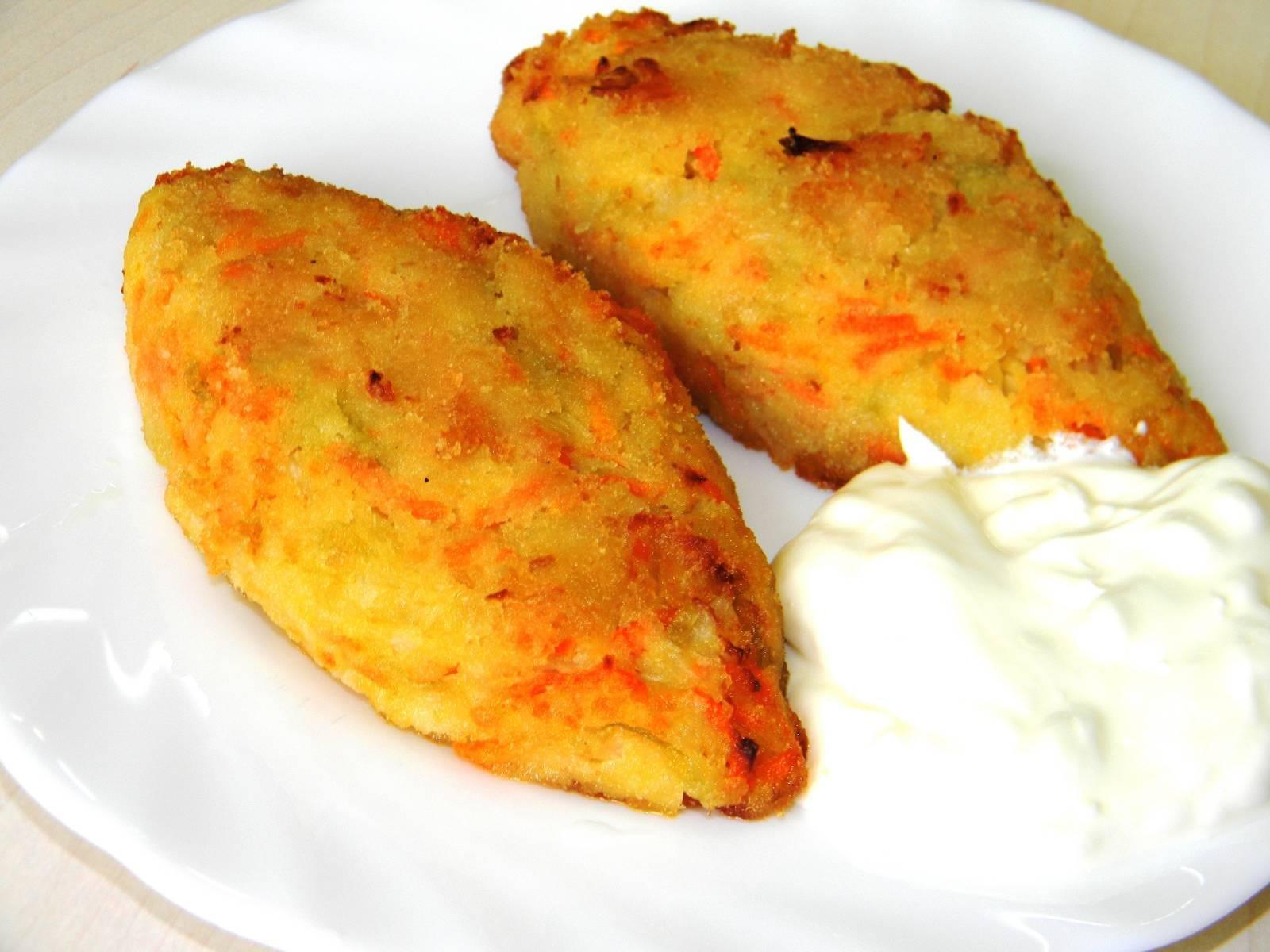 Постные вторые блюда без масла рецепты