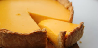 Лучший десерт осени — пирог из тыквы!