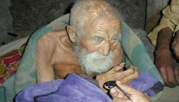 Об этом человеке забыла смерть и ему уже более 180 лет!