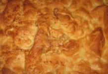 Обалденно вкусное блюдо испанских евреев — Хрустящая сахарная лепешка!