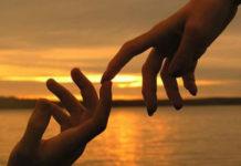 Прикосновения как диалект любви