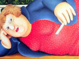 Синдром «тётки» от счастливой женщины