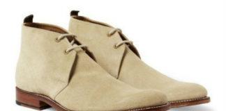 Советы по уходу. Обувь из замши