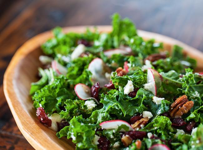 7 зеленых супер продуктов, которые стоит включить в меню