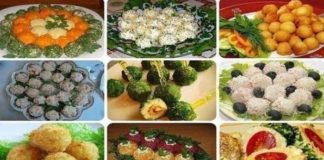9 супер-закусок в виде шариков