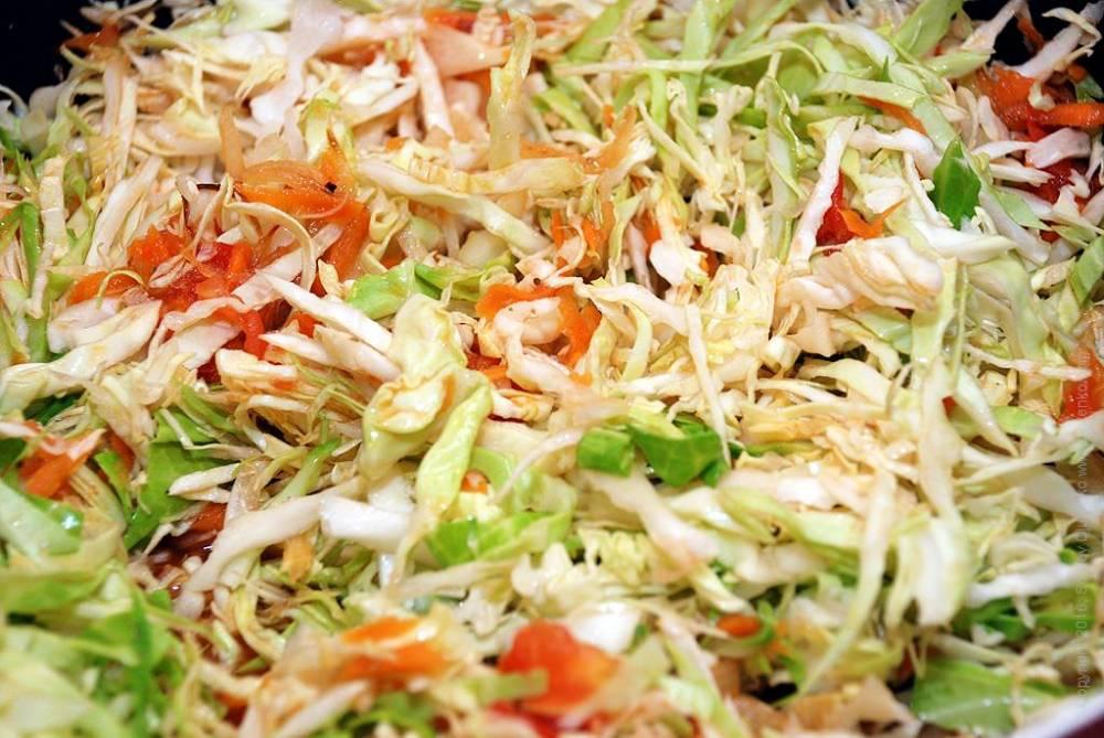 Дары с огорода на нашем столе: как тушить капусту, чтобы было вкусно