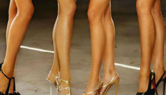 Идеальные ноги за 10 минут в день