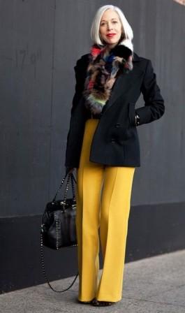 Как гармонично омолодить себя и свой гардероб: 11 советов от стилистов для леди постарше