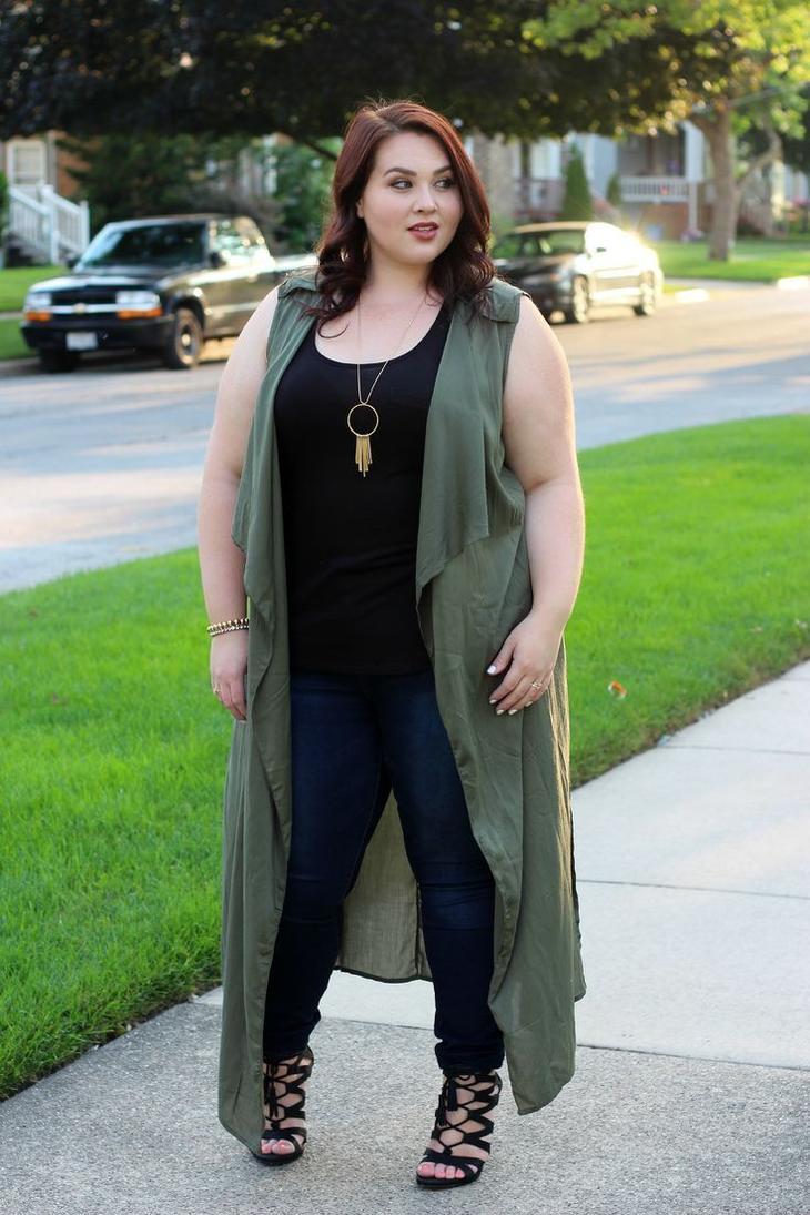 Модные стрижки для полных женщин