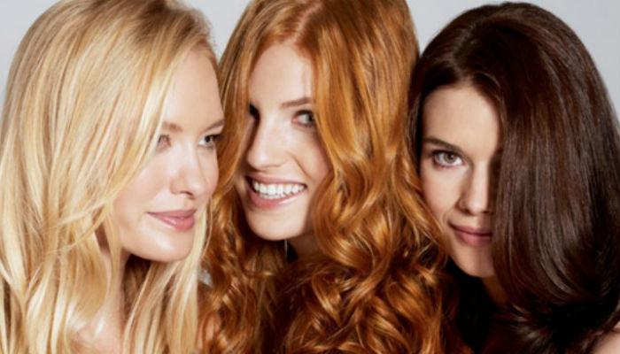 Покажите мастеру: примеры окрашивания для блондинок, брюнеток и рыжих