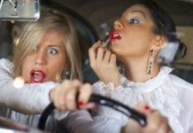 Популярные анекдоты про женщин и автомобили