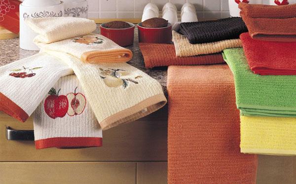 Самый эффективный отбеливатель для кухонных полотенец