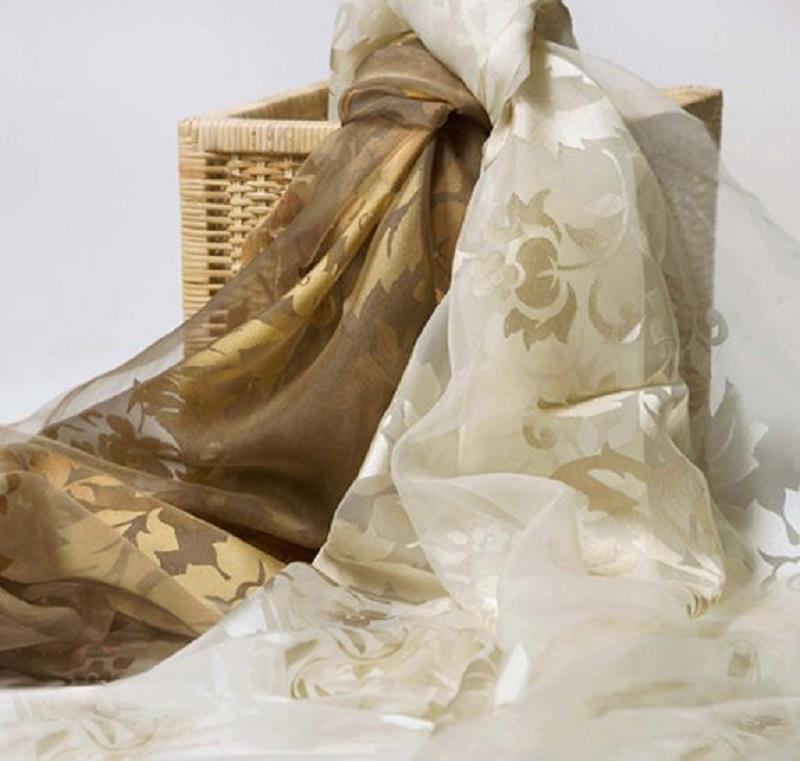 Вот как нужно стирать тюль и воздушные занавески… Безукоризненно