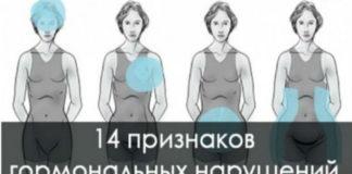 14 Симптомов Гормональных Нарушений. На них надо обратить внимание! *