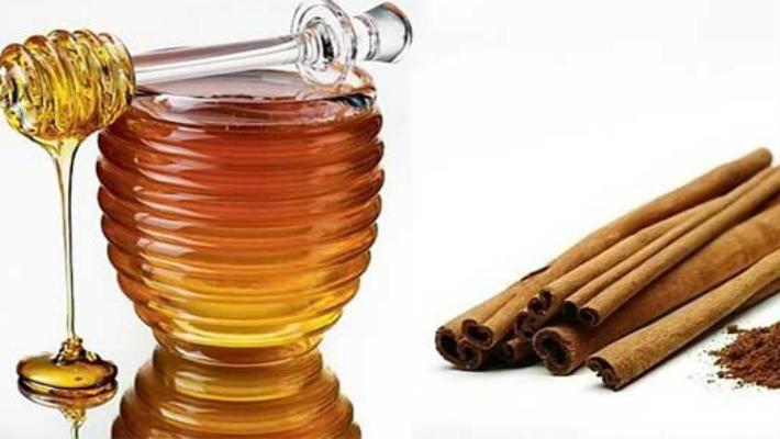 Корица с медом — прицельный удар по жиру