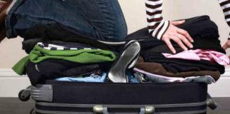 Как лучше всего упаковать вещи в маленький чемодан