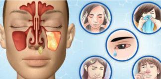 Мощный напиток мгновенно очищающий дыхательные пути:нос свободный дыхание чистое