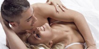 Топ-10 мужских желаний в постели
