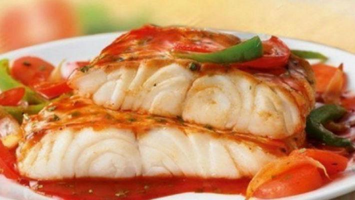 ТОП-5 Рыбных рецептов для ужина