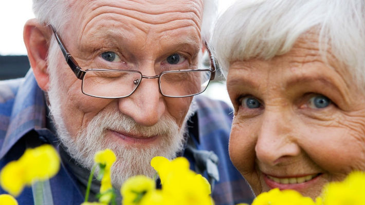 Запах старости