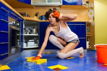 Женщина и ее дом. о чем говорит отсутствие желания заниматься бытом?