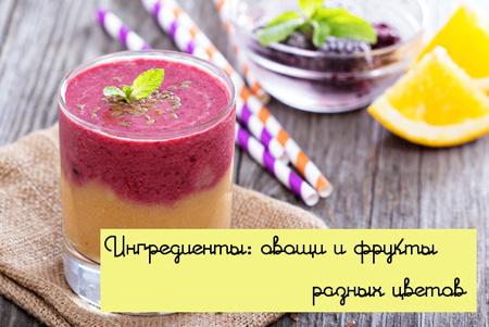 10 рецептов летних смузи
