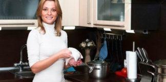 Как поддерживать на кухне чистоту, не используя средства с химией? 4 простых совета!