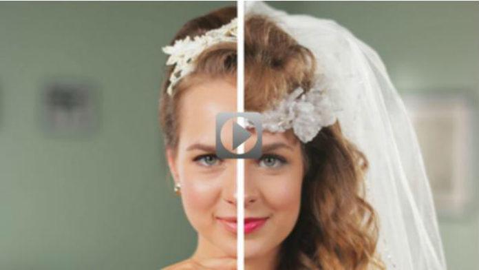 Свадебные прически последних 50 лет