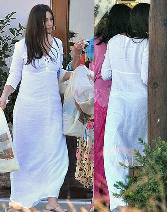 Вместо балахона: платья помогут скрыть проблемный животик