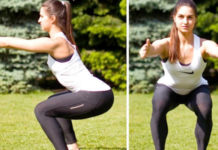 100 приседаний для красивых ног и подтянутых мышц
