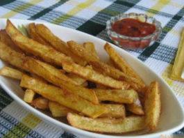 6 способов сделать картошку фри гораздо вкуснее