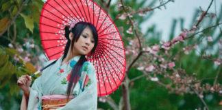 Красота по - Японски