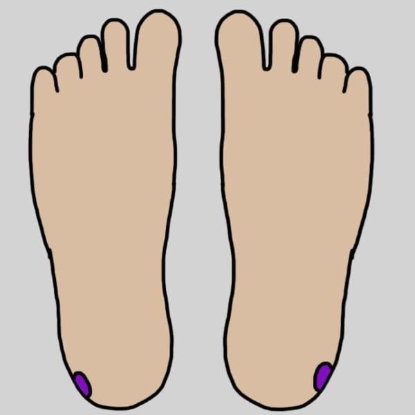 Массируйте эти точки на ступнях, чтобы навсегда забыть о боли!