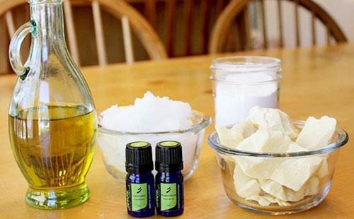 Рецепт натуральных кремов