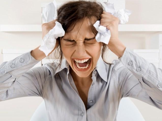 Узнай что происходит с телом, если сдерживать слезы!