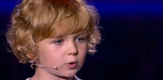Владимир Высоцкий звучит из уст 7- летнего мальчика. Это нужно услышать!