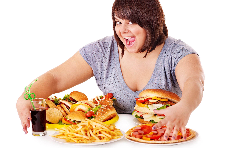 Женская энергия или лишний вес
